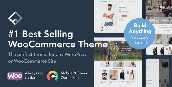 Nulled ThemeForest Flatsome v3.13.2 - Multi-Purpose Responsive WooCommerce Theme