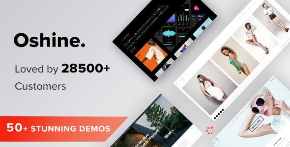 Nulled ThemeForest Oshine v6.9.9 - Creative Multi Purpose WordPress Theme