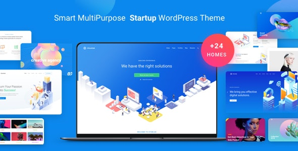 ThemeForest Nulled Atomlab v1.9.0 - Multi-Purpose Startup WordPress Theme